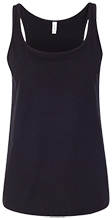 Breast Cancer Bella + Canvas Ladies Relaxed Jersey Tank