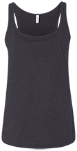 Malverne High School Bella + Canvas Ladies Relaxed Jersey Tank