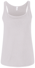 St. Francis Indians Football Bella + Canvas Ladies Relaxed Jersey Tank