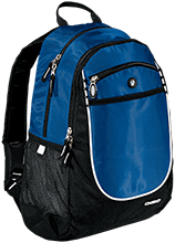 Lincoln South School Mustangs Rugged Bookbag