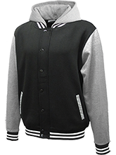 Tennis Letterman Style Jacket