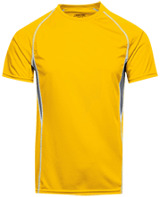 West Torrance High School Warriors Adult Short Sleeve Wicking Jersey