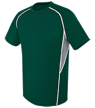 Mainland Regional HS Mustangs Adult Short Sleeve Wicking Jersey