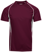 Saint Francis Of Assisi School Eagles Adult Short Sleeve Wicking Jersey