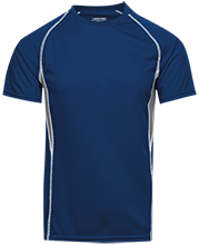 Laurens Junior High School Tigers Adult Short Sleeve Wicking Jersey