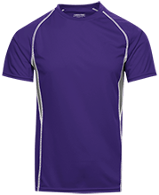 Garfield High School Boilermakers Adult Short Sleeve Wicking Jersey