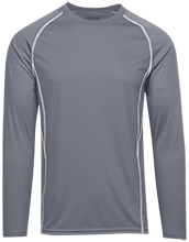 Yarmouth High School Clippers Adult Long Sleeve Wicking Jersey