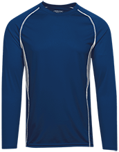 North Sunflower Athletics Adult Long Sleeve Wicking Jersey