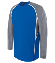 Our Lady Of Lourdes School School Adult Long Sleeve Wicking Jersey