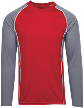 Elizabeth High School Minutemen Adult Long Sleeve Wicking Jersey