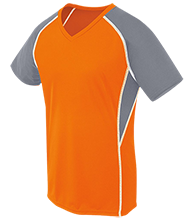 Orange Grove Elementary School School Girls Short Sleeve Wicking Jersey