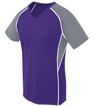 Shamokin Area Junior-Senior High School Indians Girls Short Sleeve Wicking Jersey