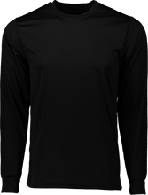 Softball Long Sleeve Wicking T-Shirt