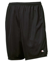 Lowes Island Elementary School Leopards Champion 9-inch Mesh Short with Pockets