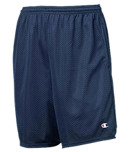 Maranatha Baptist Bible College Crusaders Champion 9-inch Mesh Short with Pockets