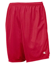 Temple Elementary School Chipmunks Champion 9-inch Mesh Short with Pockets