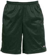 Charity Champion 9-inch Mesh Short with Pockets