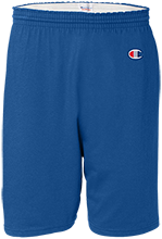 Shore Regional High School Blue Devils Champion Cotton Jersey Short