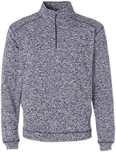 Tennis J America Men's Cosmic Fleece 1/4 Zip