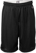 Plymouth High School Panthers Mens Pocketless Workout Shorts
