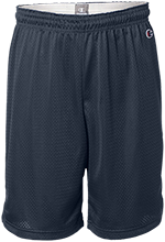 Mahomet-Seymour High School Bulldogs Mens Pocketless Workout Shorts