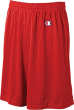 Shaw High School Cardinals Mens Pocketless Workout Shorts