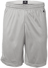 CCC Grand Island Campus School Mens Pocketless Workout Shorts