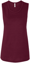 Shepherd Of The Valley Lutheran Bella + Canvas Ladies' Flowy Muscle Tank