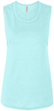 Cleaning Company Bella + Canvas Ladies' Flowy Muscle Tank