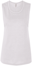 Lansing Eastern High School Quakers Bella + Canvas Ladies' Flowy Muscle Tank
