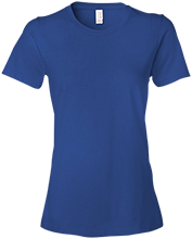 Malverne High School Anvil Ladies Lightweight Tshirt 4.5 oz