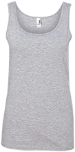 Malverne High School Ladies 100% Ringspun Cotton Tank Top