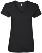 Kelvin Grove Middle School Hornets Ladies V-Neck T-Shirt