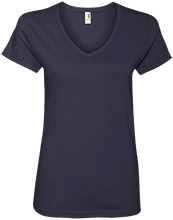 Academy of St. Elizabeth Panthers Ladies V-Neck T-Shirt
