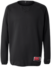 Branson High School Bearcats Rawlings® Flatback Mesh Fleece Pullover