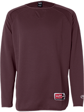 Shepherd Of The Valley Lutheran Rawlings® Flatback Mesh Fleece Pullover