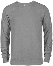 Shepherd Of The Valley Lutheran Adult Unisex French Terry Crew