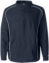 Our Lady of The West Side Presentation Knights 1/4 Zip Poly Pullover