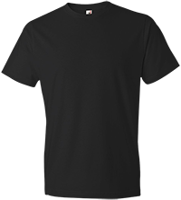 Lacrosse Anvil Lightweight Tshirt 4.5 oz