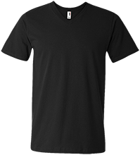 Football Men's Printed V-Neck T