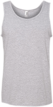 The Bridgeway School School 100% Ringspun Cotton Tank Top