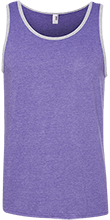 Deep Creek Alumni Hornets 100% Ringspun Cotton Tank Top