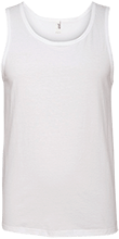 Nathan Clifford Elementary School School Houses 100% Ringspun Cotton Tank Top