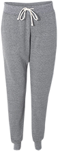 Crook County High School Cowboys Alternative Men's Fleece Jogger