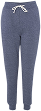 Warner Junior High School Falcons Alternative Men's Fleece Jogger