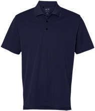 Team Granite Arch Rock Climbing Adidas Golf ClimaLite® Basic Performance Pique Polo