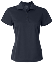 Lansing Eastern High School Quakers Adidas Golf Women's ClimaLite® Basic Performance Pique Polo