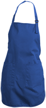 Shore Regional High School Blue Devils Create Your Own Full Length Apron