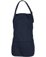 Maranatha Baptist Academy Crusaders Design Your Own Medium Length Apron