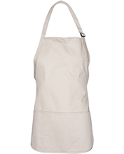 Shore Regional High School Blue Devils Design Your Own Medium Length Apron